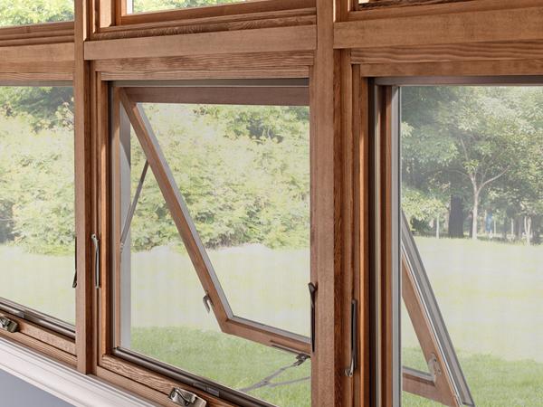 Carpentaria, CA windows