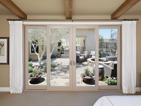 Montecito® Series Doors. Milgard & Milgard™ Series Doors - Quality Windows Inc. - Santa Barbara Malibu ...