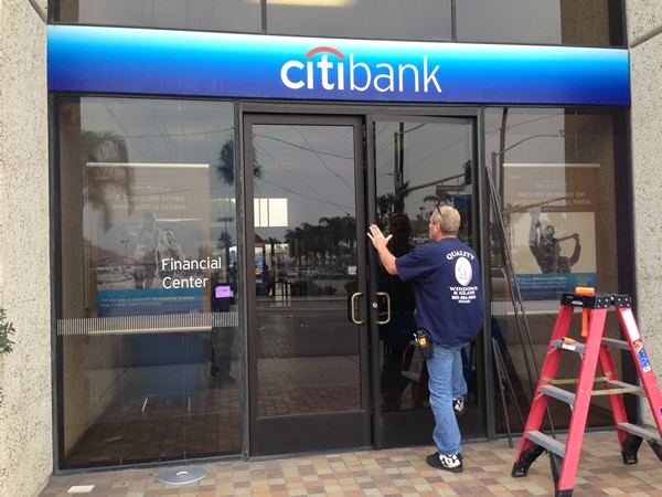 Photo Gallery / Store Front Door Glass Repair   Quality Windows Inc.    Santa Barbara, Malibu, Ventura, And Oxnard, California