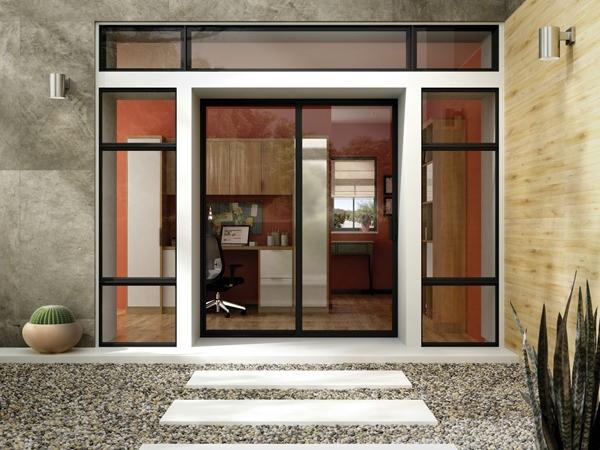 Milgard Standard Aluminum Doors